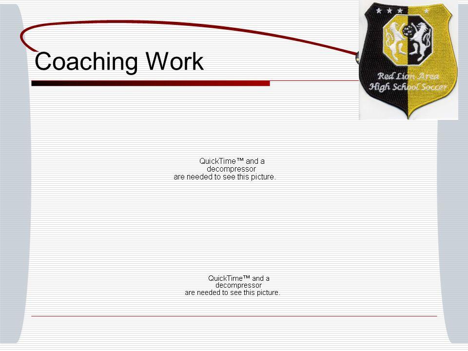 Coaching Work