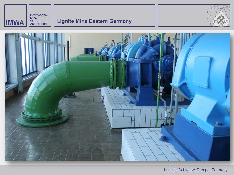 Lignite Mine Eastern Germany
