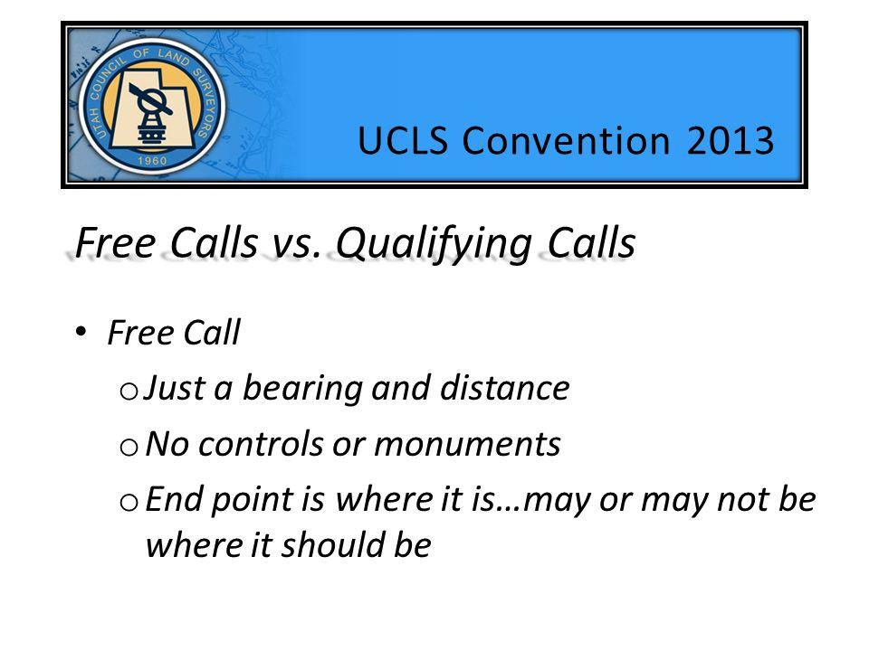 Free Calls vs. Qualifying Calls