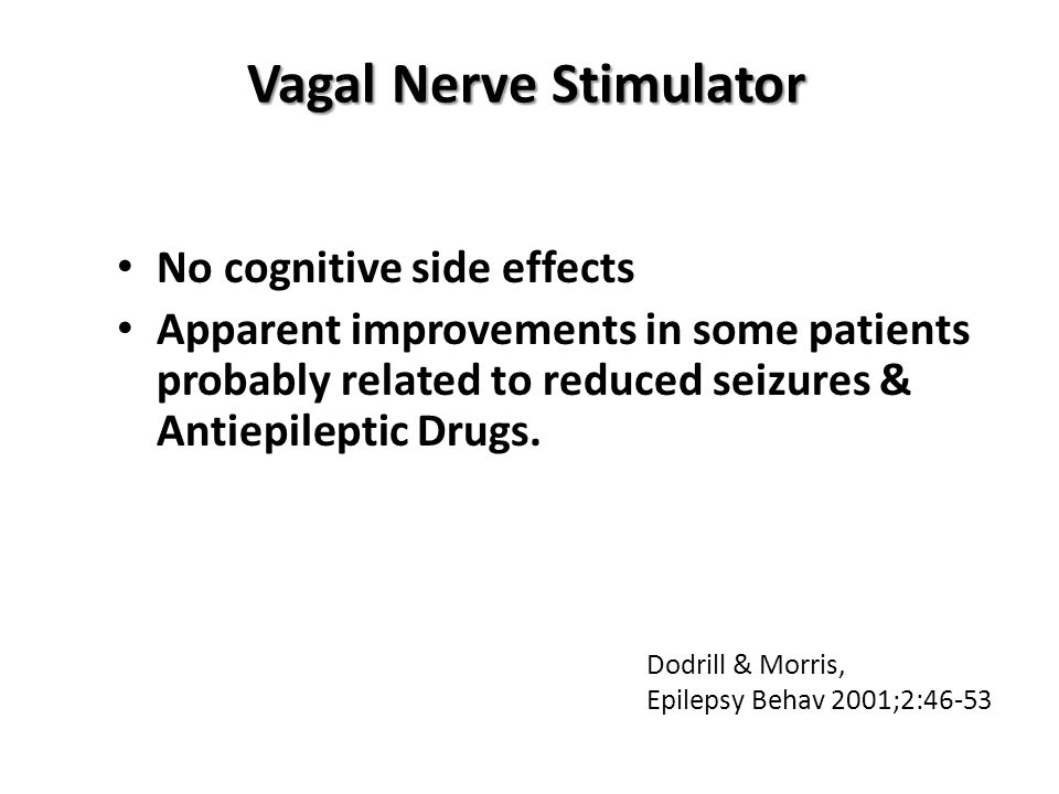 Vagal Nerve Stimulator