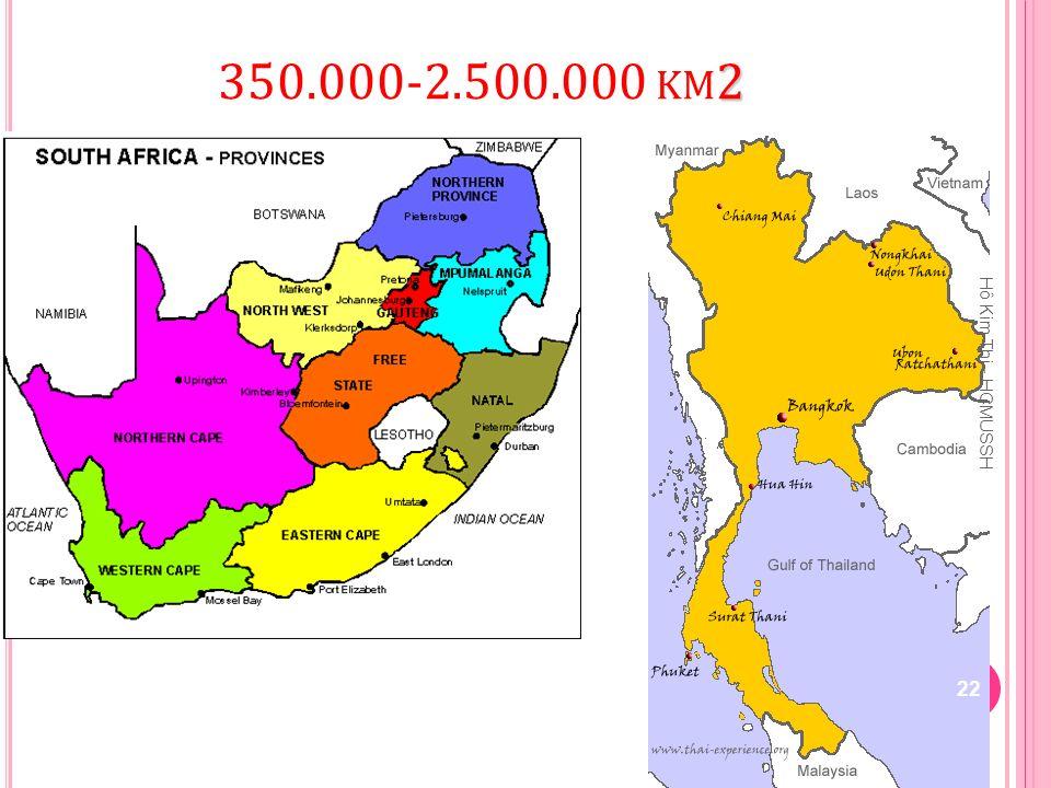 350.000-2.500.000 km2 Hô Kim Thi - HCMUSSH