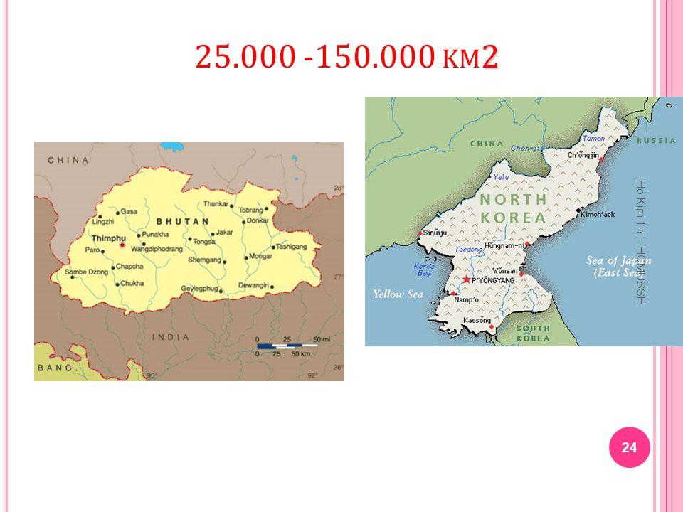 25.000 -150.000 km2 Hô Kim Thi - HCMUSSH