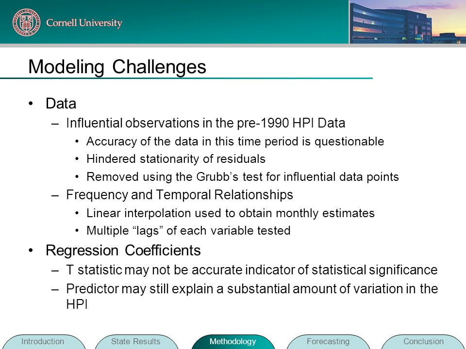 Modeling Challenges Data Regression Coefficients
