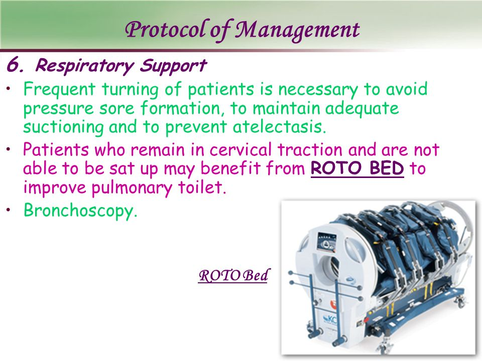 Protocol of Management