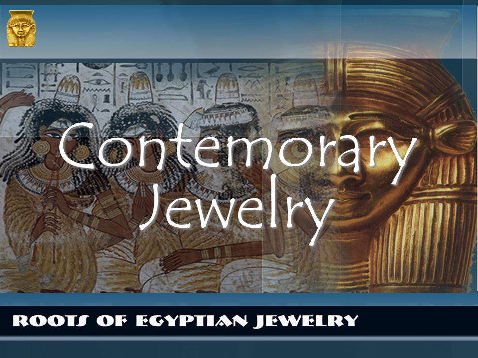 Contemorary Jewelry