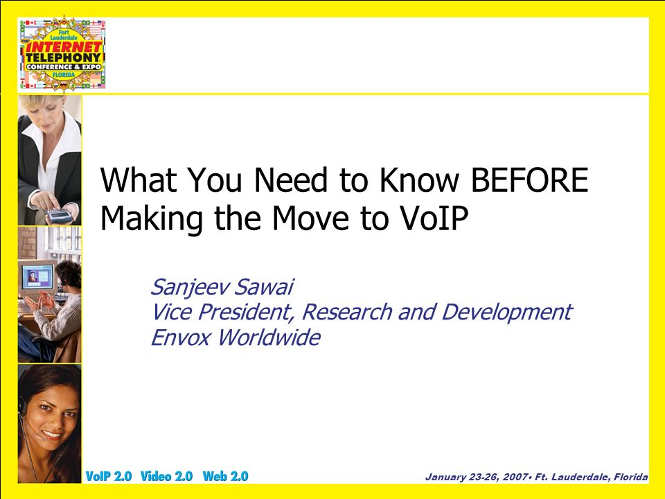 What You Need to Know BEFORE Making the Move to VoIP