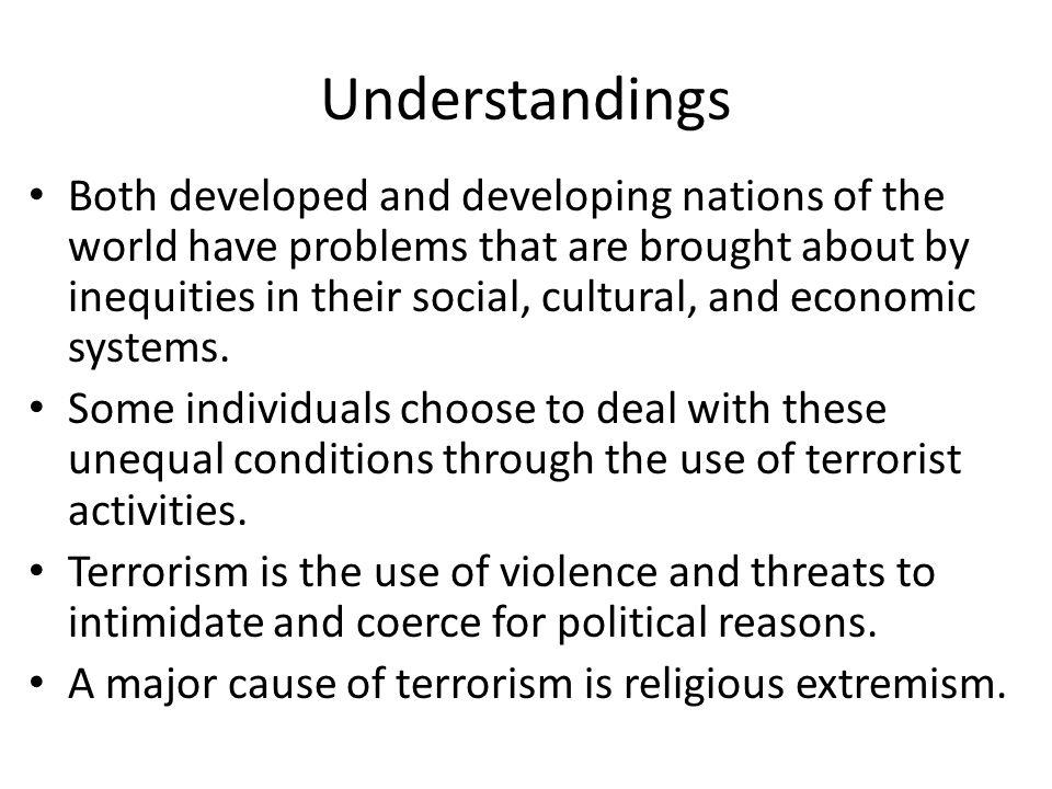 Understandings
