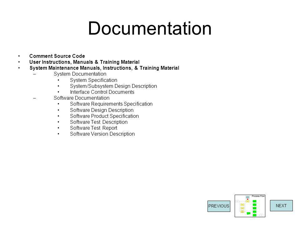 Documentation Comment Source Code
