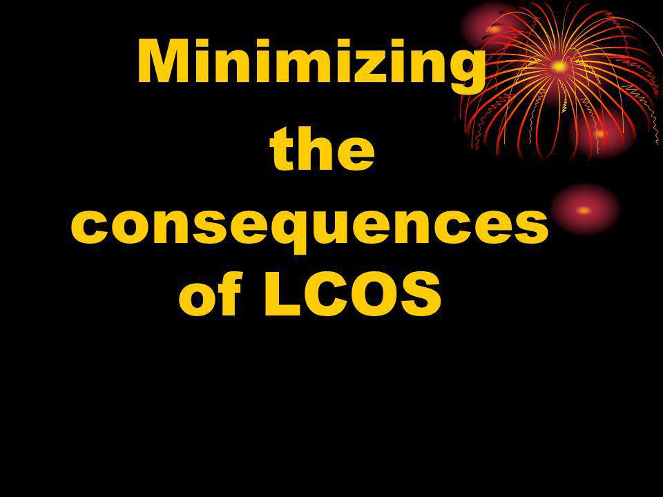 the consequences of LCOS