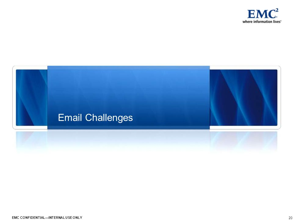 Email Challenges