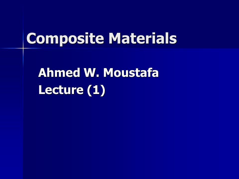 Ahmed W. Moustafa Lecture (1)
