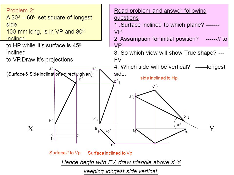 X Y Problem 2: Read problem and answer following questions