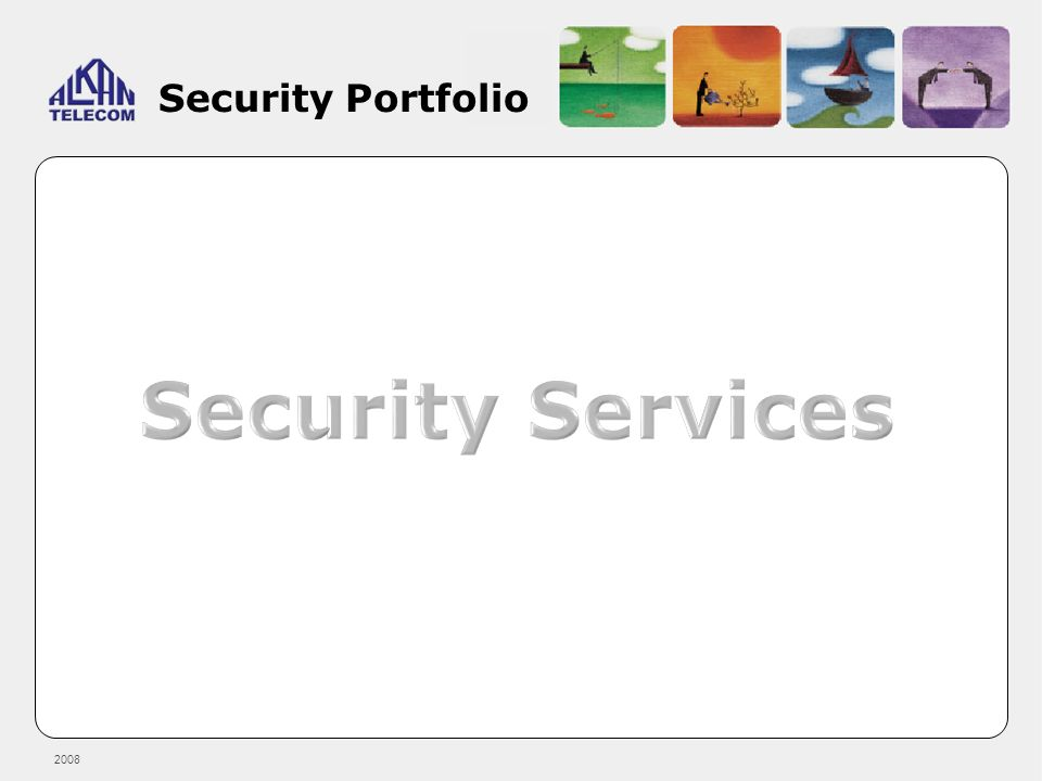 Security Portfolio Security Services