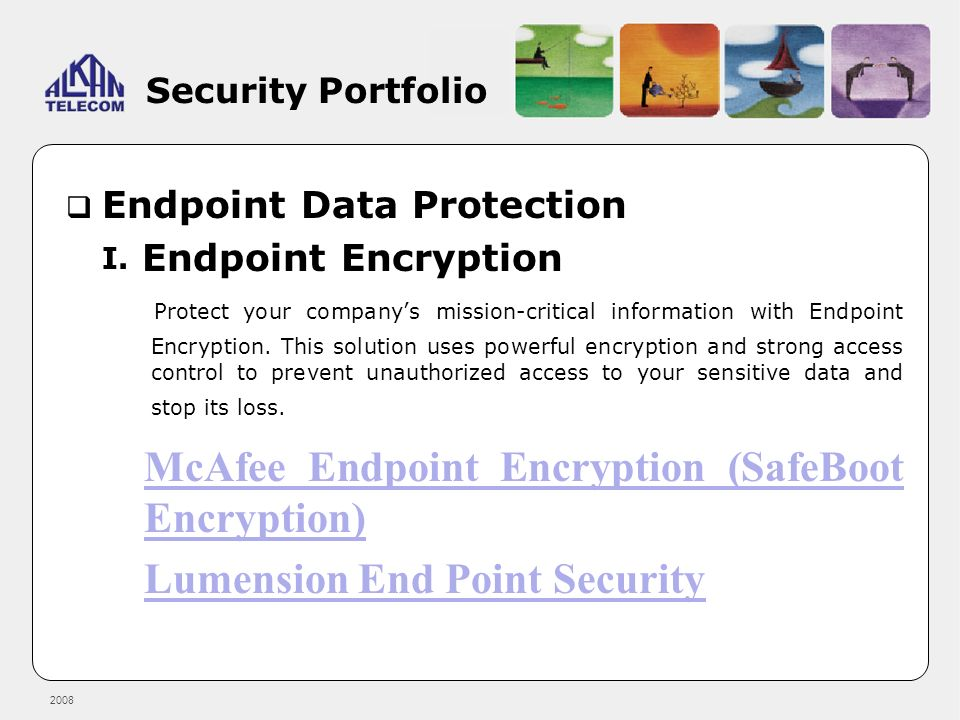 McAfee Endpoint Encryption (SafeBoot Encryption)