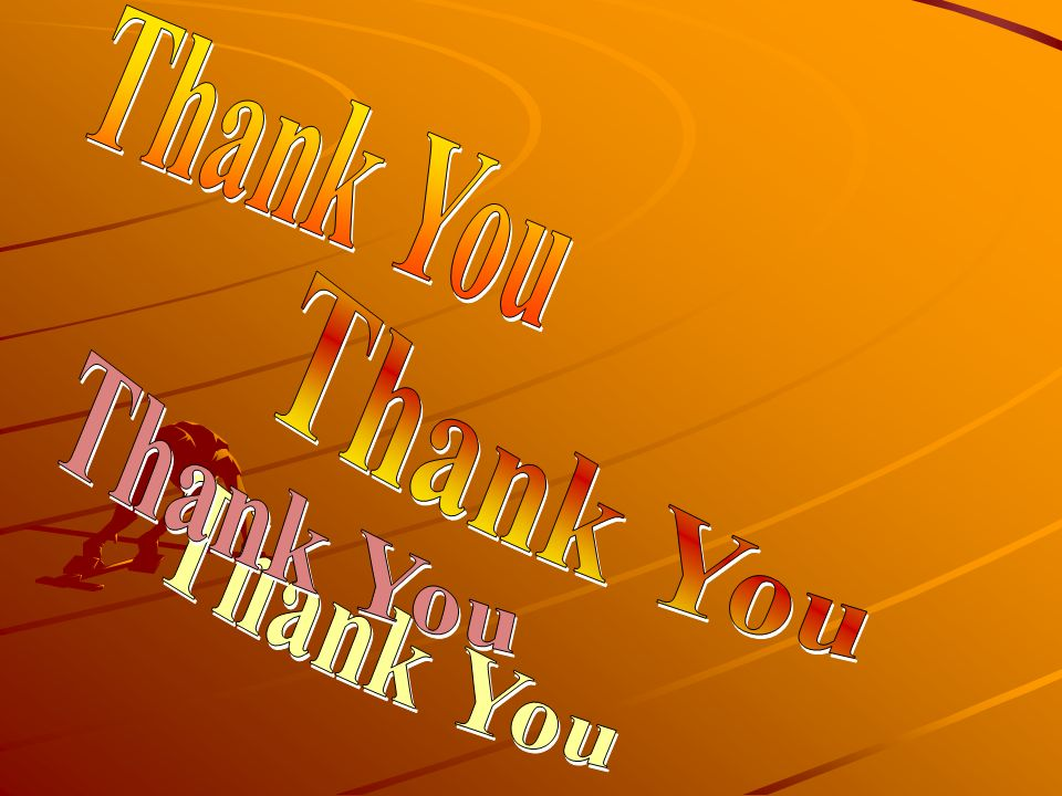 Thank You Thank You Thank You Thank You