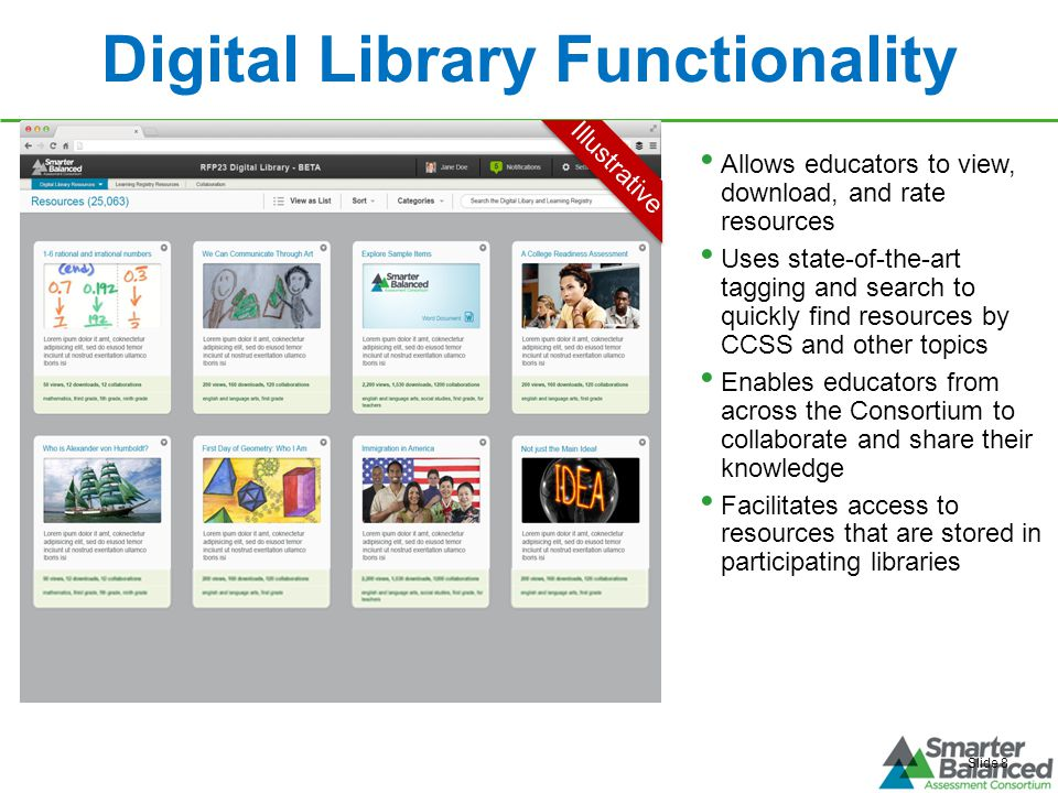 Digital Library Functionality
