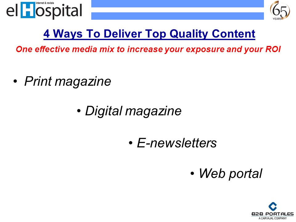 4 Ways To Deliver Top Quality Content