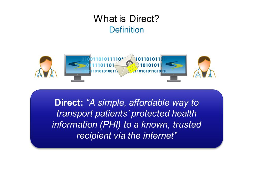 What is Direct Definition