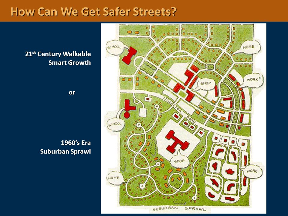 How Can We Get Safer Streets