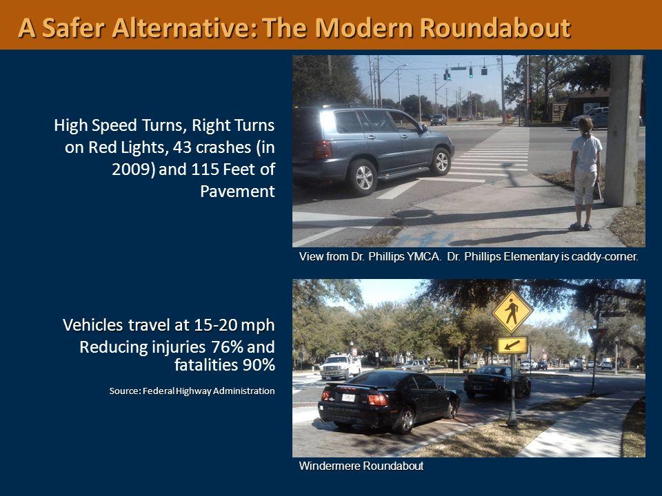 A Safer Alternative: The Modern Roundabout