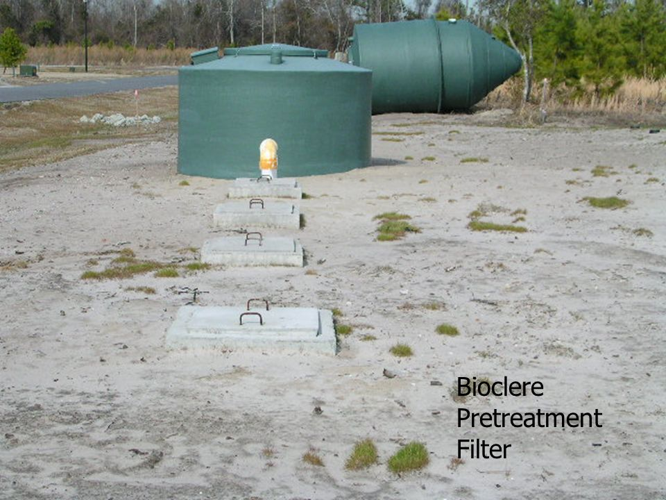 Bioclere Pretreatment Filter