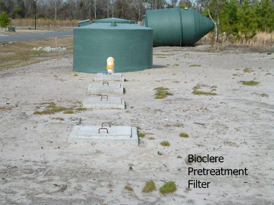 Bioclere Pretreatment Filter