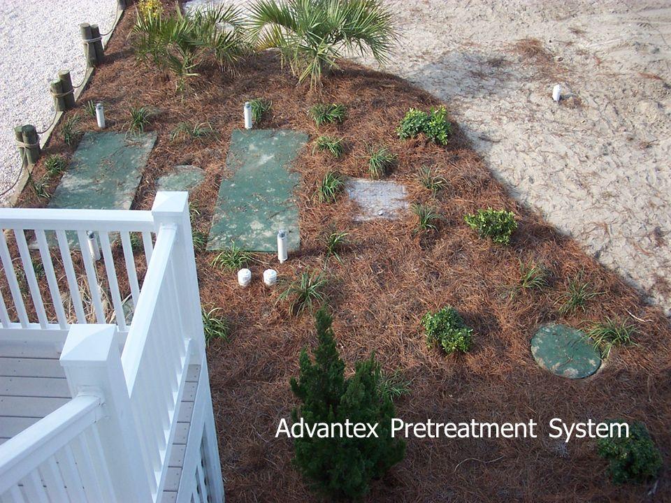 Advantex Pretreatment System