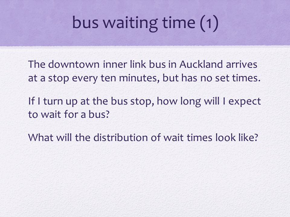bus waiting time (1)