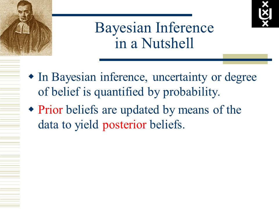 Bayesian Inference in a Nutshell
