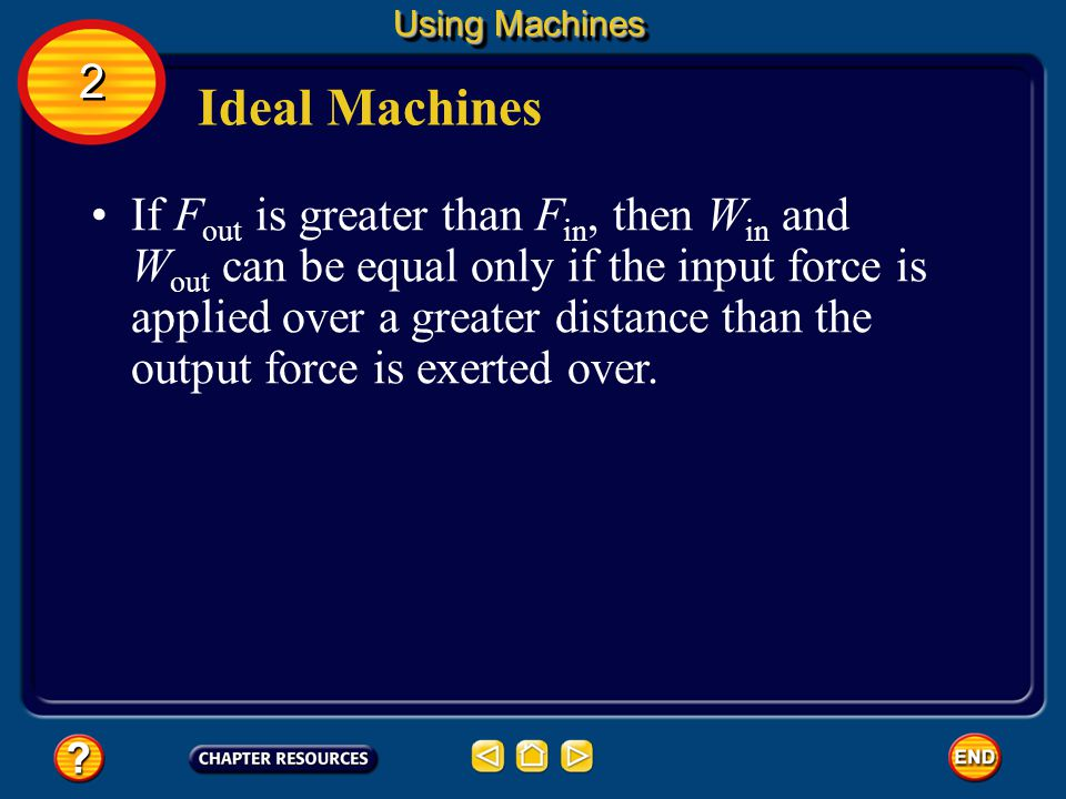 Using Machines 2. Ideal Machines.