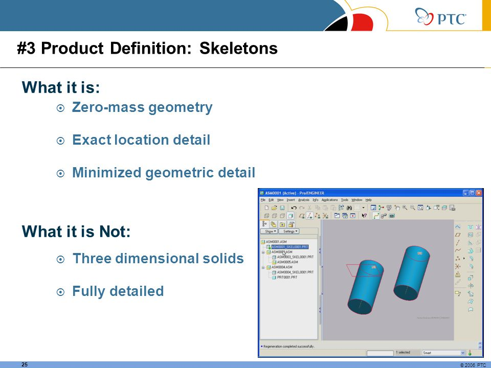 #3 Product Definition: Skeletons