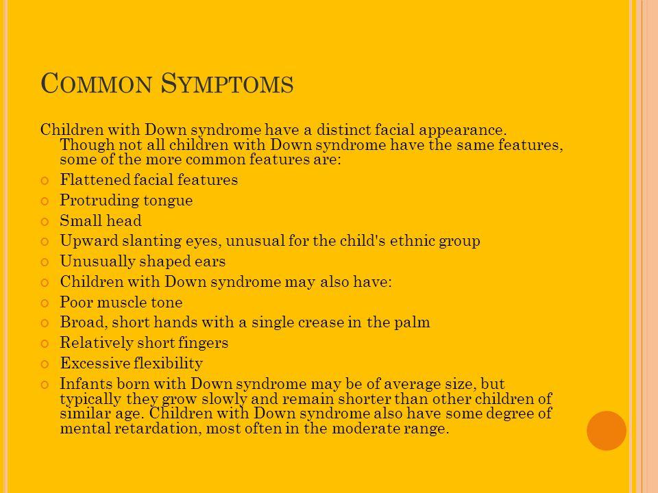Common Symptoms