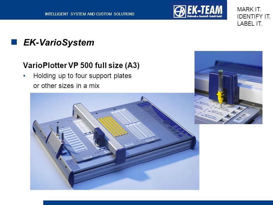 EK-VarioSystem VarioPlotter VP 500 full size (A3)