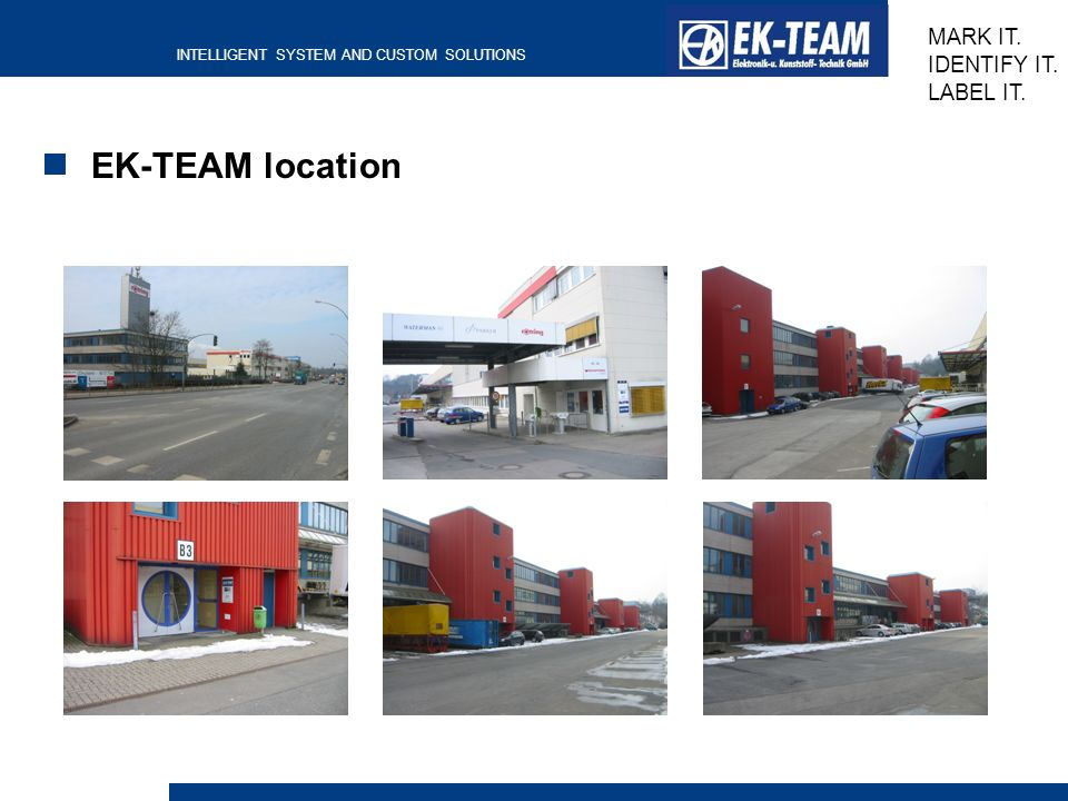 EK-TEAM location