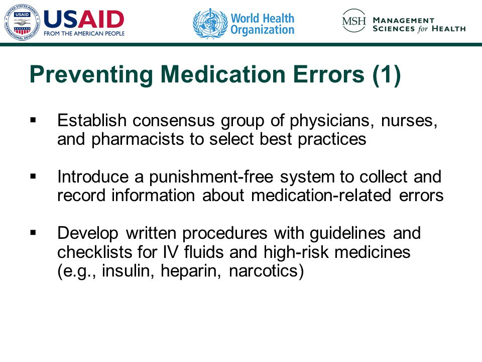 Preventing Medication Errors (1)