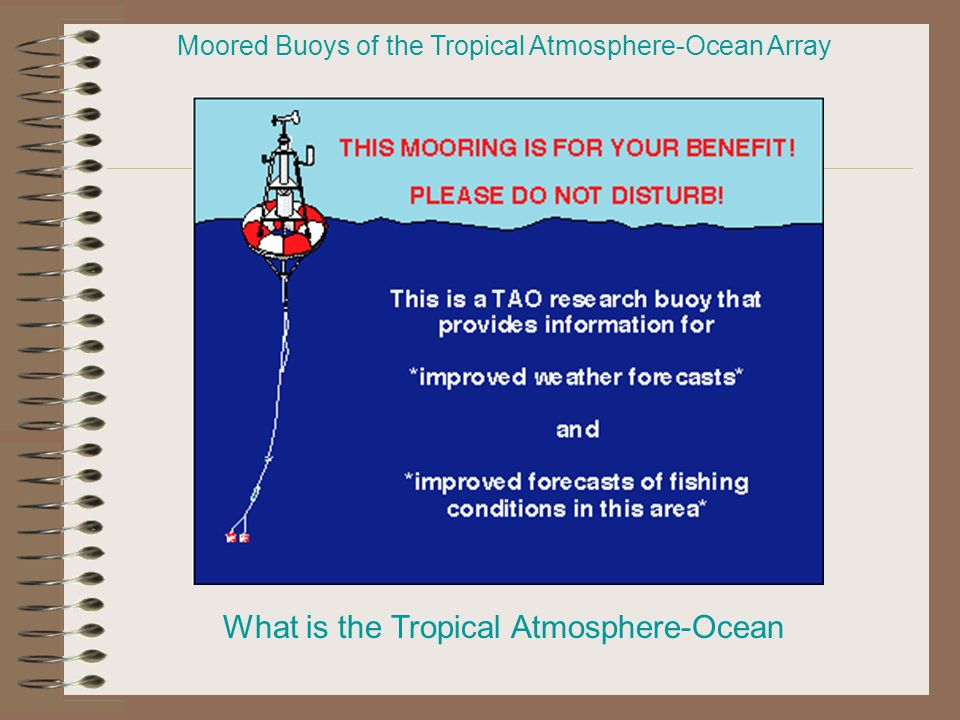 What is the Tropical Atmosphere-Ocean