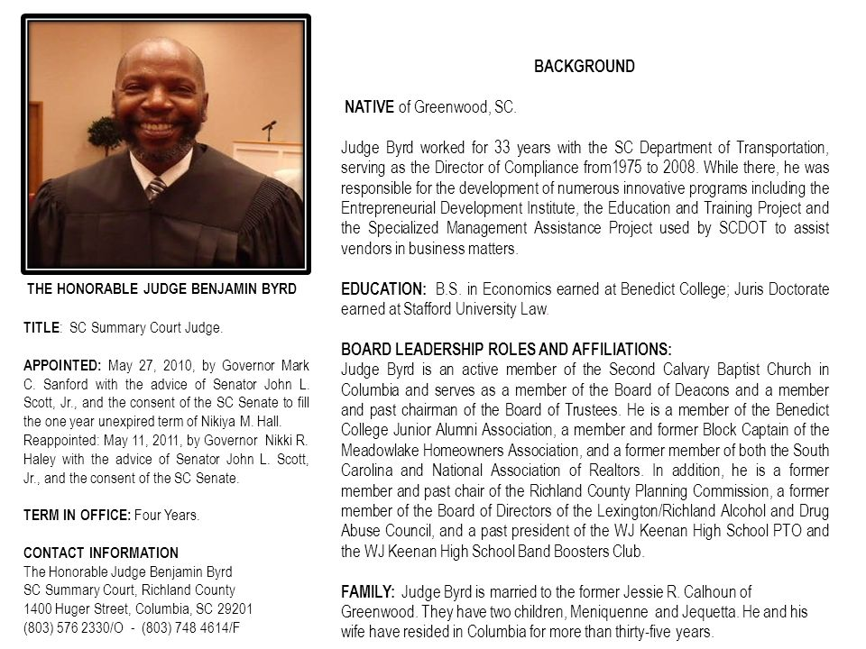 BOARD LEADERSHIP ROLES AND AFFILIATIONS: