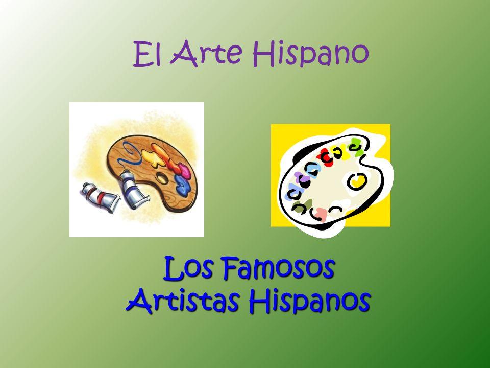 Los Famosos Artistas Hispanos
