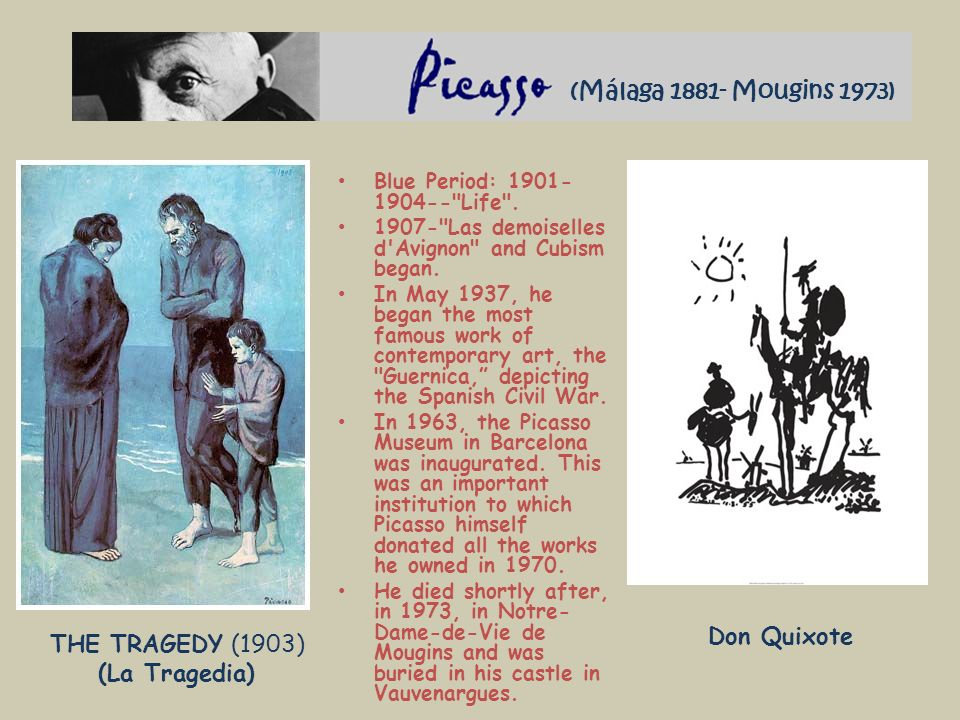 THE TRAGEDY (1903) (La Tragedia)