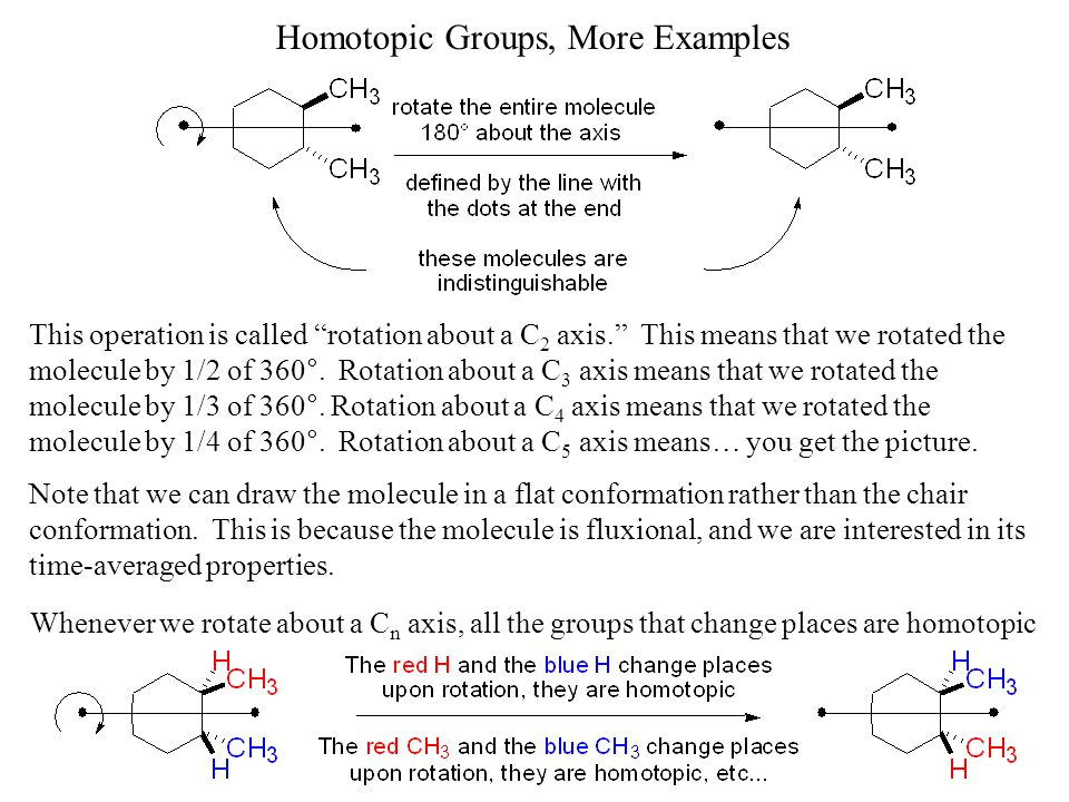 Homotopic Groups, More Examples