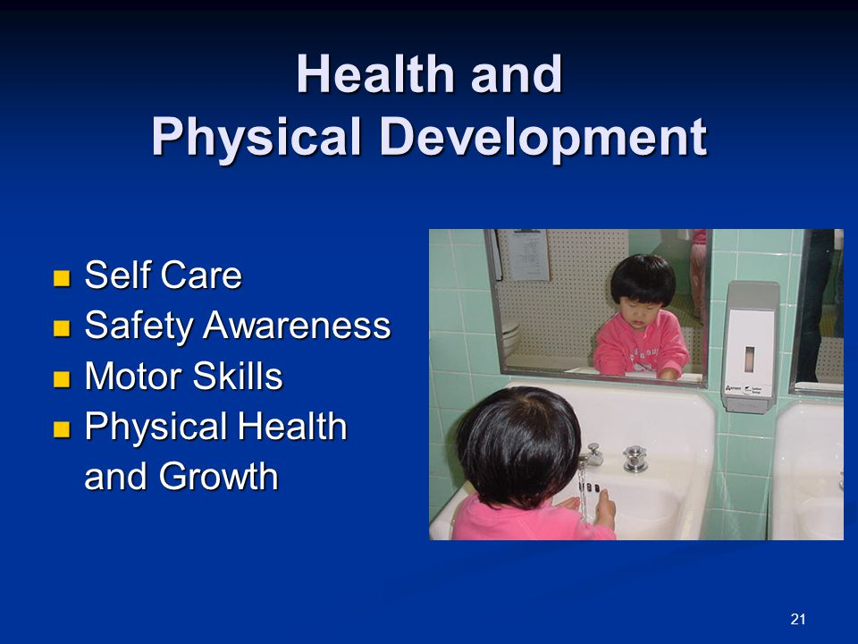Health and Physical Development