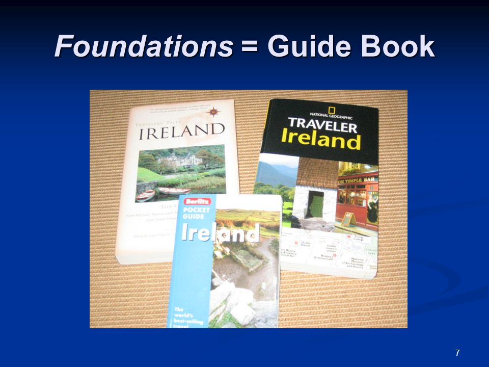 Foundations = Guide Book