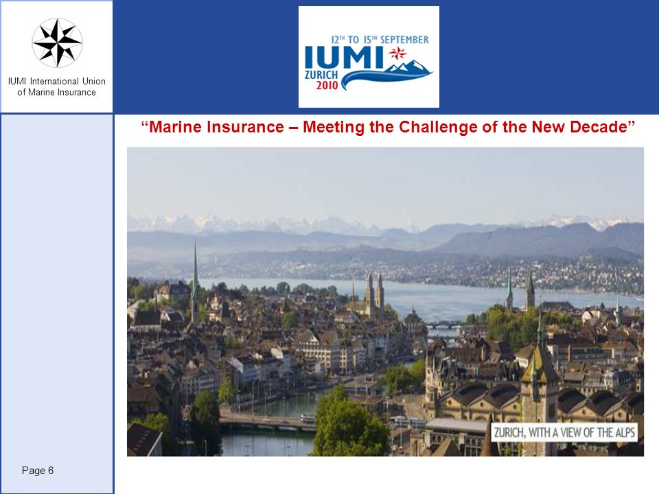 Marine Insurance – Meeting the Challenge of the New Decade