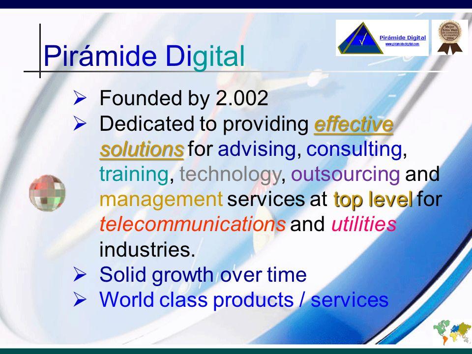 Pirámide Digital Founded by 2.002