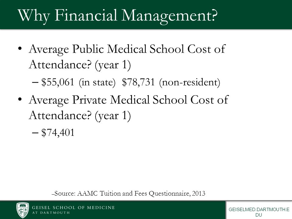 Why Financial Management (Part II)
