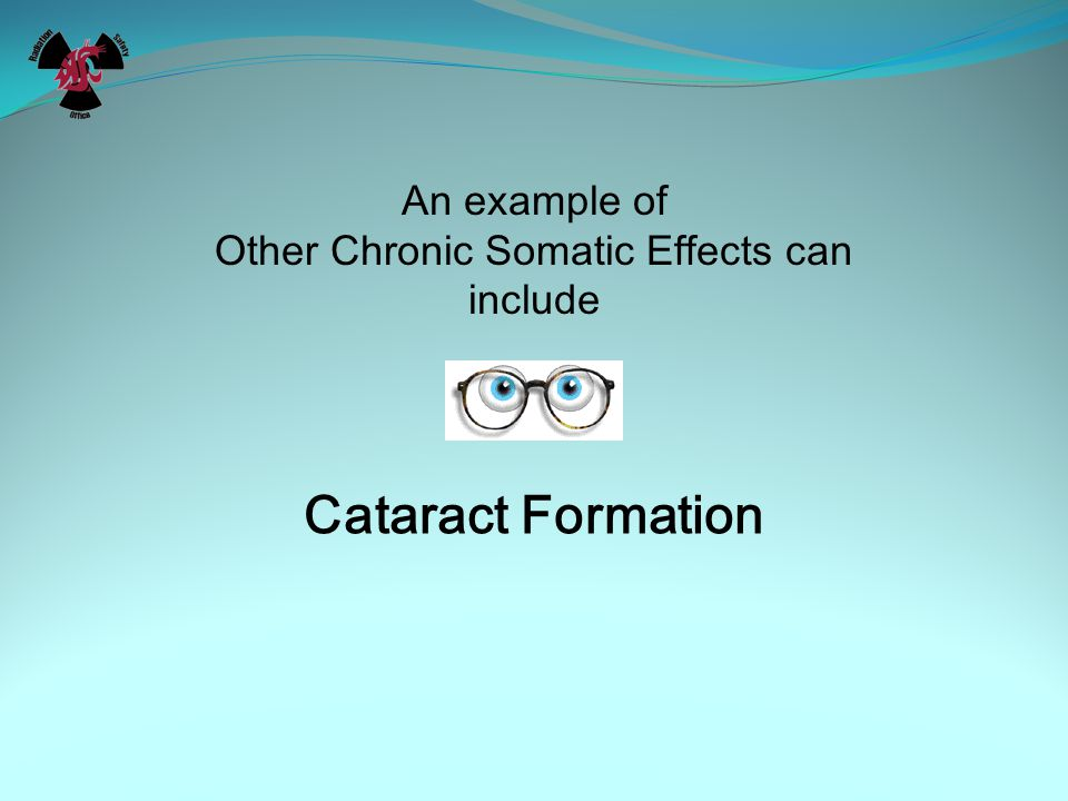 Other Chronic Somatic Effects can include