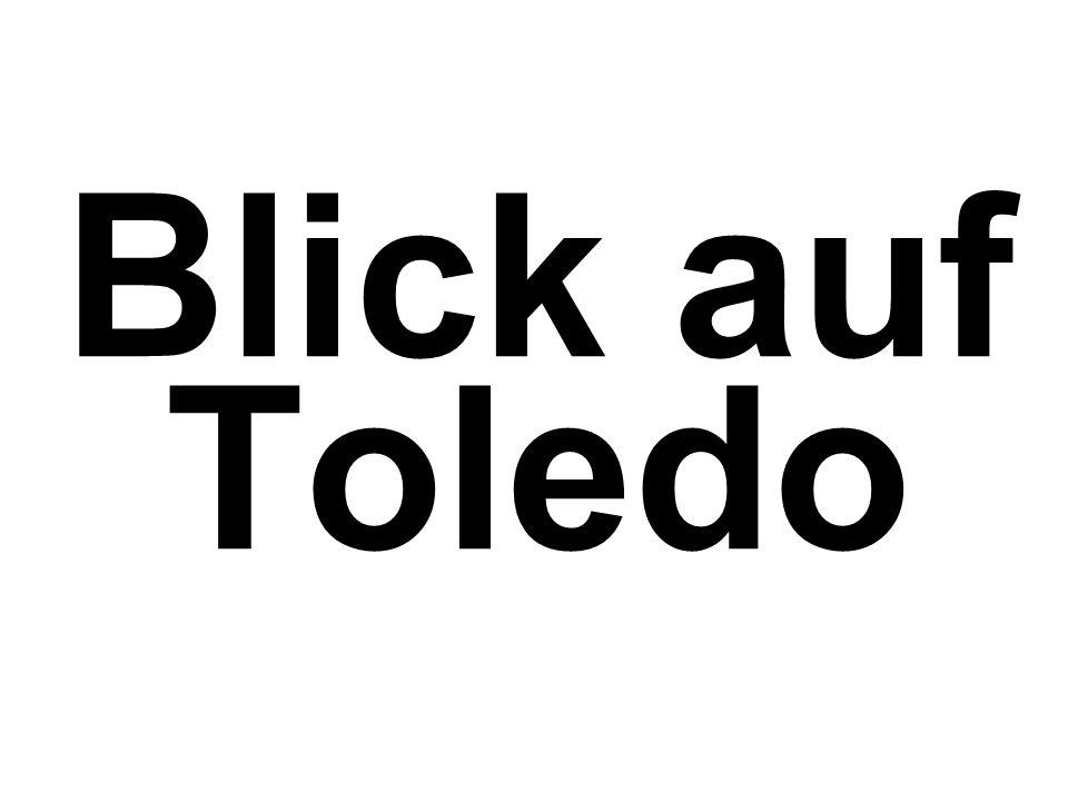 Blick auf Toledo