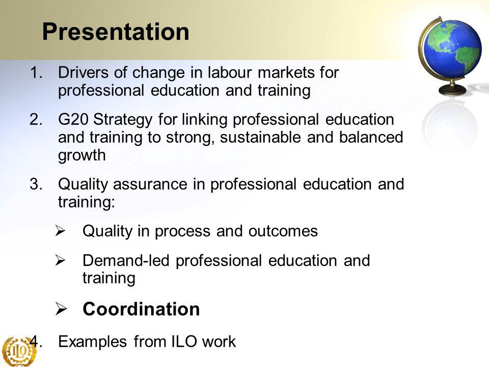 Presentation Coordination