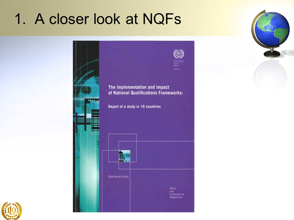 1. A closer look at NQFs