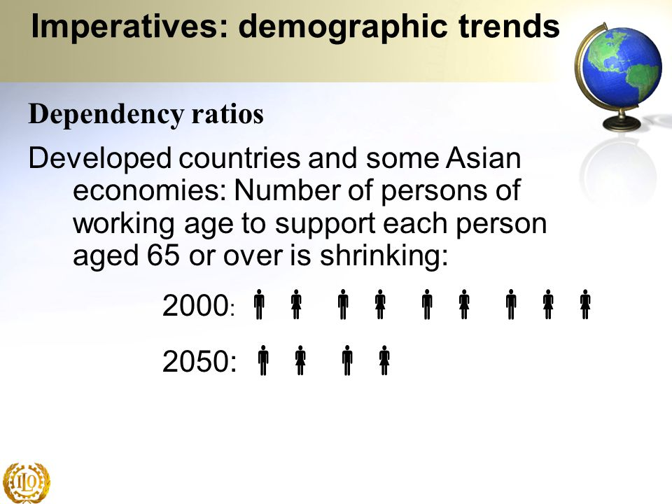 Imperatives: demographic trends